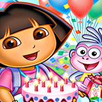 Hidden Objects-Dora