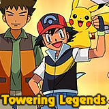 Pokemon. Towering Legends
