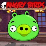Angry Birds. Bad Pig