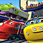 Hidden Objects - Chuggington Walkthrough