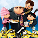 Hidden Stars-Despicable Me 2